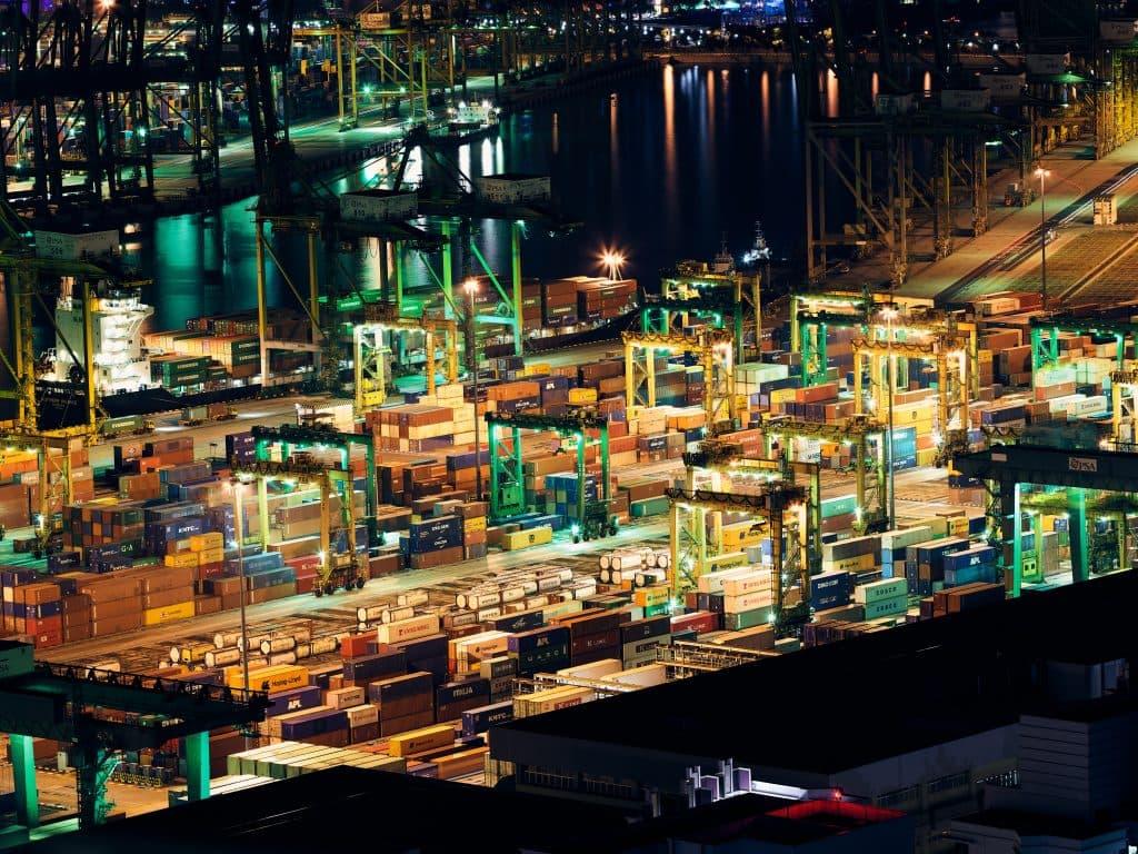 DZ-Logistics - Internationale verhuizing